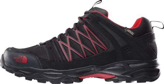 The North Face Trekkingkengät The North Face M Alteo Gtx GREY/RED (Sizes: US 10)