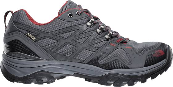 The North Face Treenikengät The North Face M Hedgehog Fp Gtx ZINCGREY/RUDYRED (Sizes: 10)