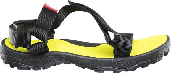 The North Face Trekkingkengät The North Face M Litewave Sandal TNF BLACK/GREEN (Sizes: 8)