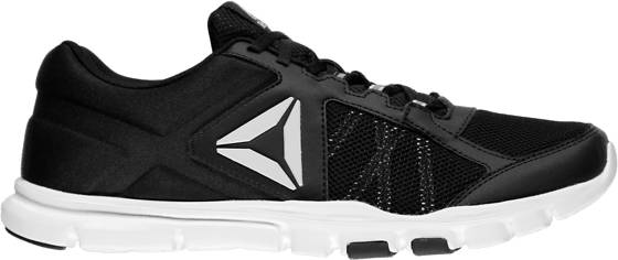 Reebok Treenikengät Reebok M Yourflex Train 9.0 BLACK/GREY (Sizes: US 9)