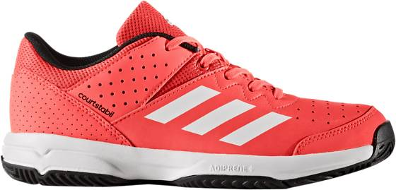 Adidas Treenikengät Adidas J Court Stabil SOLAR RED (Sizes: UK 5)