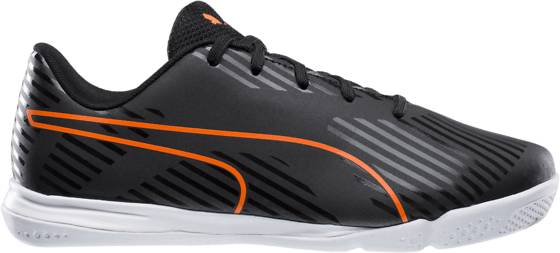 Puma Treenikengät Puma J Evo Speed Star S BLACK/ORANGE (Sizes: 2.5)