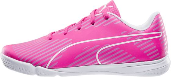 Puma Treenikengät Puma J Evo Speed Star S FLURO PINK (Sizes: 1)