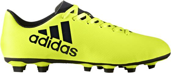 Adidas Jalkapallokengät Adidas X 17,4 Fxg SOLAR YELLOW (Sizes: UK 9)