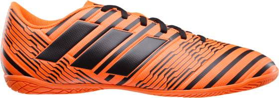 Adidas Jalkapallokengät Adidas Nemeziz 17,4 In ORANGE/BLACK (Sizes: UK 9.5)