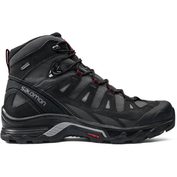 Salomon M Quest Prime Gtx Trekkingkengät MAGNET/BK/RED DAL (Sizes: UK 9.5)