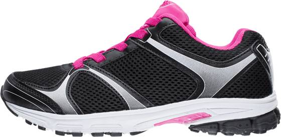 Revolution Treenikengät Revolution T Elastic BLACK/BRIGHT PINK (Sizes: 35)