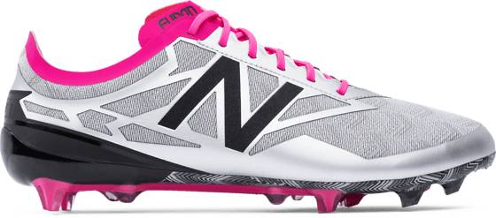 New Balance Furon 3.0 Limited Edition Fg Jalkapallokengät GREY/PINK (Sizes: US 10.5)