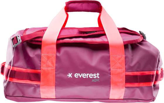 Everest Adv Wr Bag 40 Reput & laukut WINE RED (Sizes: No Size)