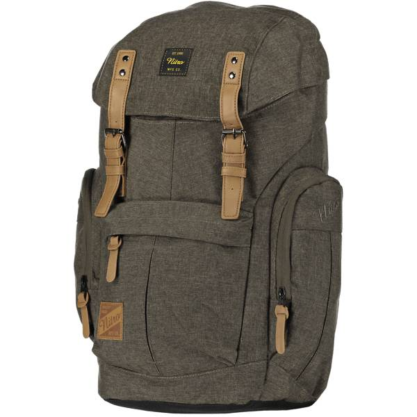 Nitro Reput Nitro U Daypacker BURNT OLIVE (Sizes: One size)