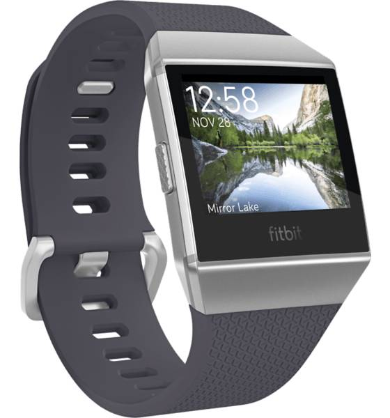 Fitbit Ionic Sykemittarit BLUE GRAY/WHITE (Sizes: One size)