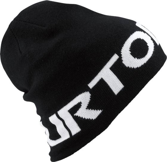 Burton Pipot Burton Billboard Beanie TRUE BLACK (Sizes: One size)