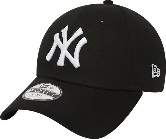 New Era Pipot New Era 940 Jr Cap BLACK (Sizes: One size)