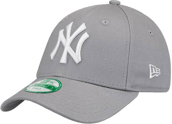 New Era Pipot New Era 940 Jr Cap GREY/WHITE (Sizes: One size)