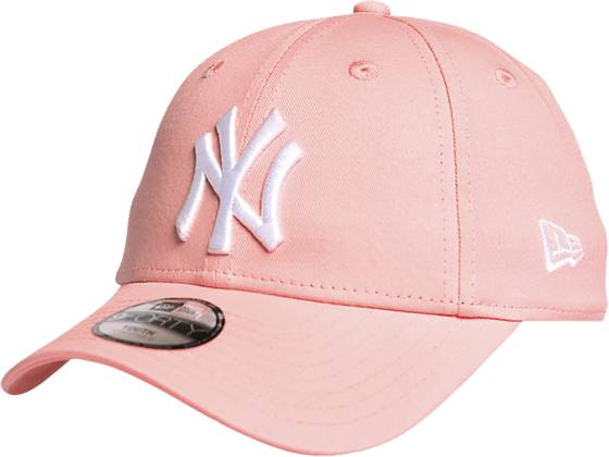 New Era 940 Jr Cap Pipot LIGHT PINK/WHITE (Sizes: One size)