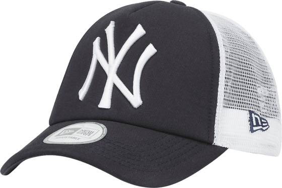 New Era Mlb Clean Trucker Lippikset NAVY/White (Sizes: One size)