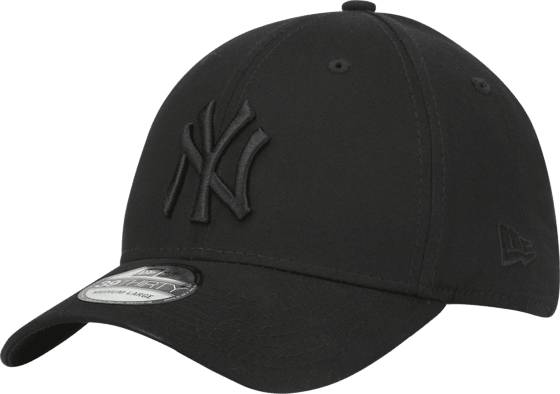 New Era 3930 Lippikset BLACK/BLACK (Sizes: M/L)