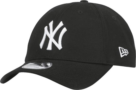 New Era Lippikset New Era 940 BLACK/white (Sizes: One size)