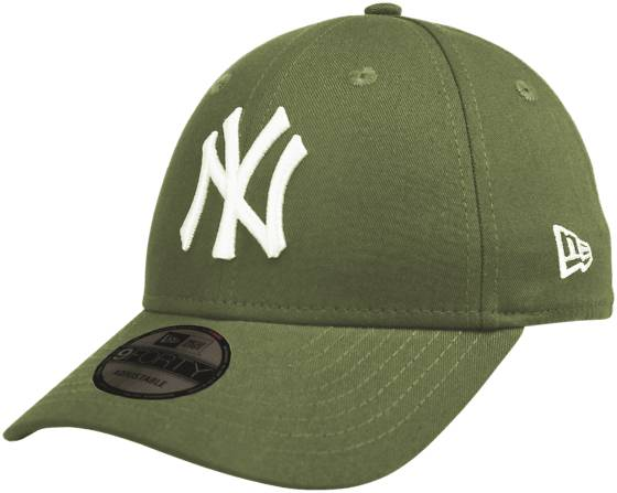 New Era 940 Lippikset GREEN/WHITE (Sizes: One size)