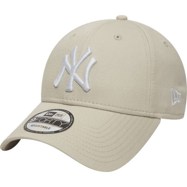 New Era 940 Lippikset STONE/WHITE (Sizes: One size)