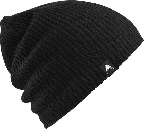 Burton Pipot Burton All Day Long Bean BLACK (Sizes: One size)
