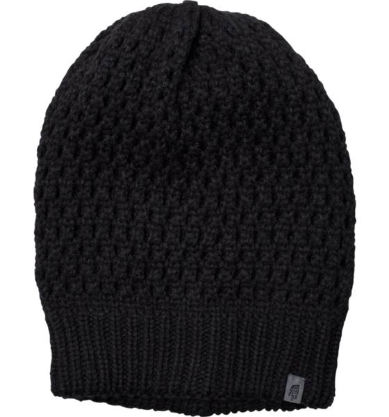 The North Face Lumilautailuvaatteet The North Face Shinsky Beanie BLACK (Sizes: One size)