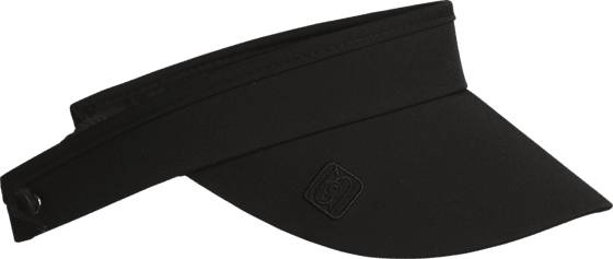 Daily Sports Golfvaatteet Daily Sports Marina Adj Visor BLACK (Sizes: One size)