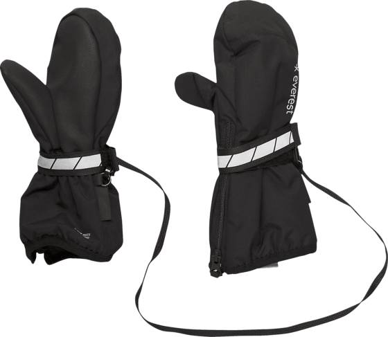 Everest K Baby Mitten F15 Käsineet & lapaset BLACK (Sizes: 3)