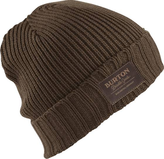 Burton Pipot Burton Gringo Beanie CHESTNUT (Sizes: One size)