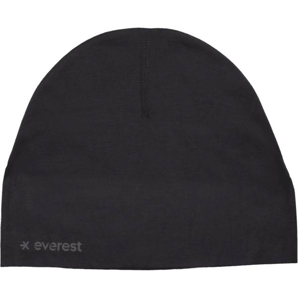 Everest Pipot ja otsapannat Everest Adv Hlmt Hat BLACK SOLID (Sizes: One size)