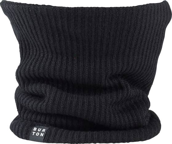 Burton Huivit Burton Truck Neckwarmer BLACK (Sizes: One size)