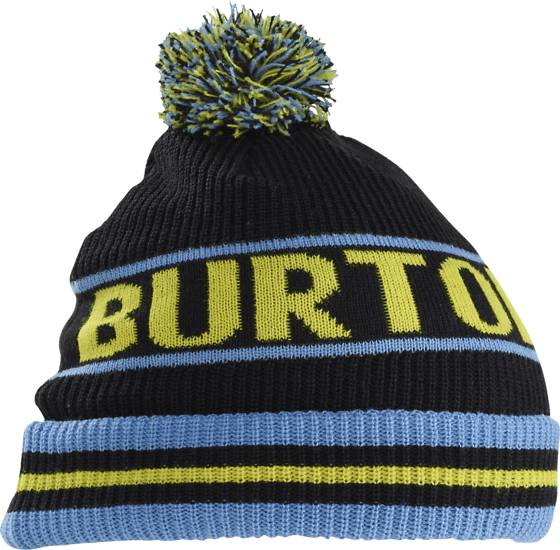 Burton Retkeilyvaatteet Burton J Trope Beanie TRUE BLACK (Sizes: One size)