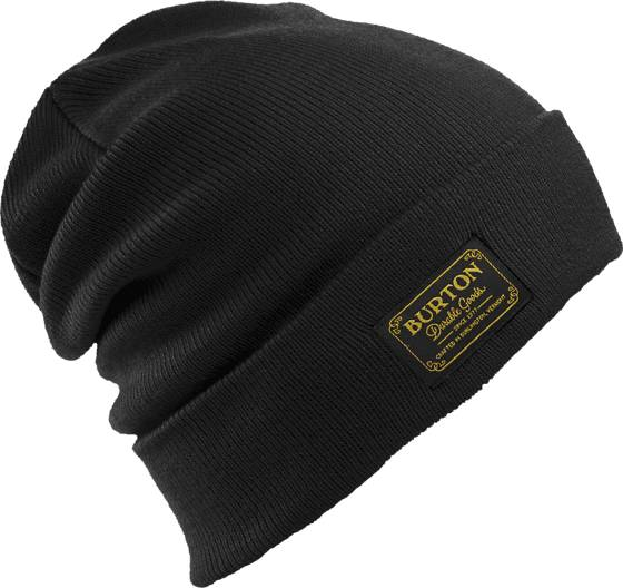 Burton Lumilautailuvaatteet Burton Kactusbunch Tall Beanie TRUE BLACK (Sizes: One size)