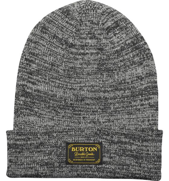 Burton Lumilautailuvaatteet Burton Kactusbunch Tall Beanie TRUE BLACK/STOUT W (Sizes: One size)