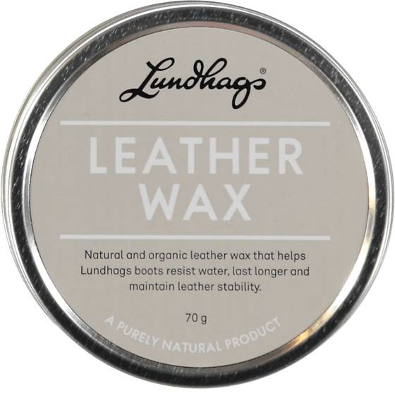Lundhags Kenkätarvikkeet Lundhags Leather Wax SILVER (Sizes: One size)