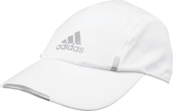 Adidas Juoksuvaatteet Adidas Run Climacool Cap WHITE (Sizes: One size)