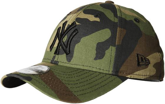 New Era 940 Jr Cammo Cap Lippikset CAMMO (Sizes: One size)