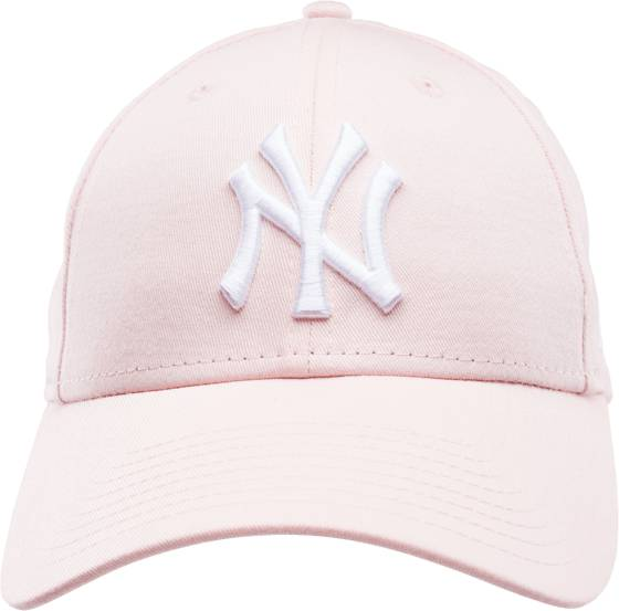 New Era 940 League Ess Women Lippikset LIGHT PINK/WHITE (Sizes: One size)