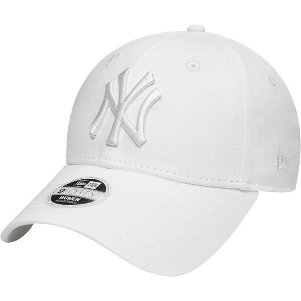 New Era 940 League Ess Women Lippikset WHITE/WHITE (Sizes: One size)