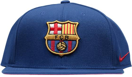 Nike Fcb U Nk True Cap Core Lippikset DEEP ROYAL BLUE/NO (Sizes: One size)