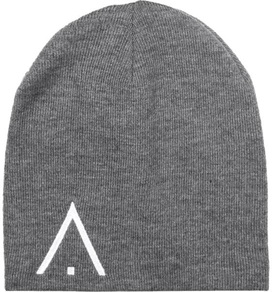 Wear Colour Pipot ja otsapannat Wear Colour Logo Beanie GREY MELANGE (Sizes: One size)