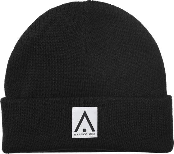 Wear Colour Pipot ja otsapannat Wear Colour Y Beanie BLACK (Sizes: One size)