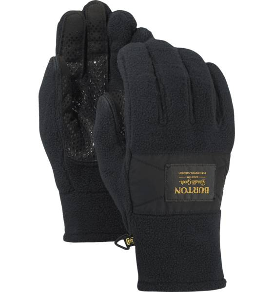 Burton Käsineet & lapaset Burton Ember Fleece Glove TRUE BLACK (Sizes: XL)