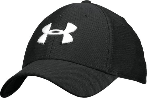 Under Armour M Blitzing 3.0 Cap Lippikset BLACK/WHITE (Sizes: M/L)