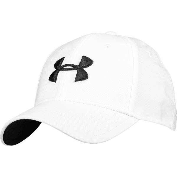 Under Armour M Blitzing 3.0 Cap Lippikset WHITE (Sizes: L/XL)