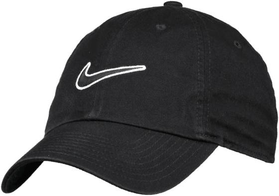 Nike U Nsw H86 Cap Lippikset BLACK (Sizes: One size)