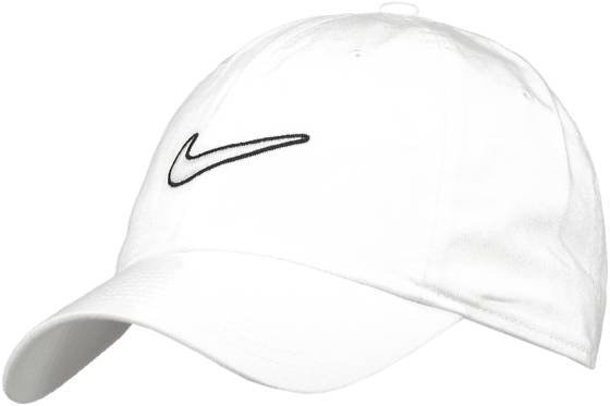 Nike U Nsw H86 Cap Lippikset WHITE (Sizes: One size)