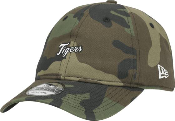 New Era 940 Unstructered Mini Word Lippikset CAMMO (Sizes: One size)