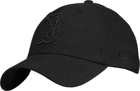 New Era 940 Diamond Cap Lippikset BLACK BOSTON (Sizes: One size)