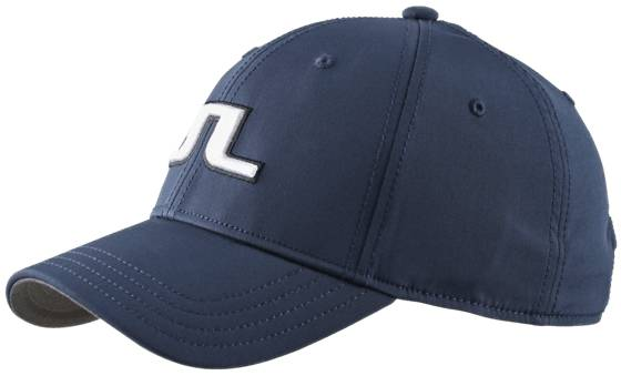 J Lindeberg M Angus Tech Cap Golfvaatteet JL NAVY (Sizes: One size)